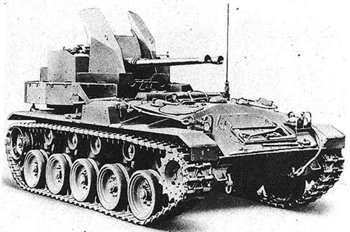 M19 Multiple Gun Motor Carriage