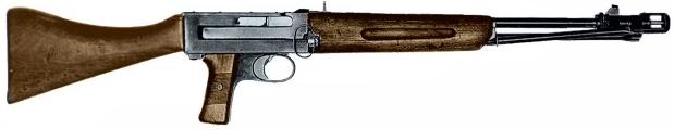 Krieghoff Paratrooper Rifle