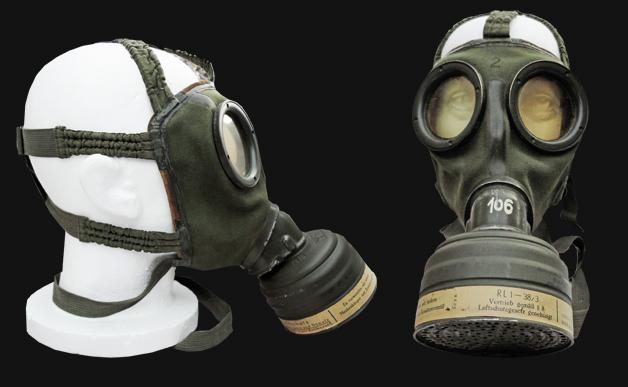 GM-30 Gasmaske