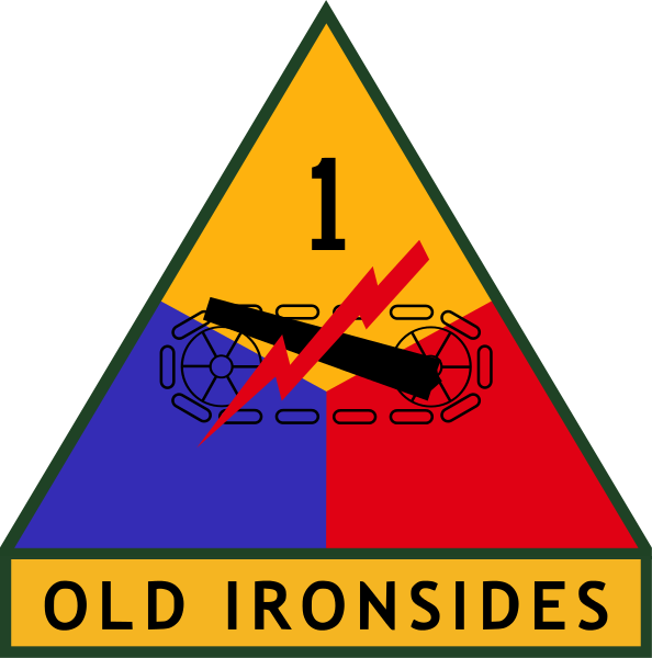 1st US Armored Division