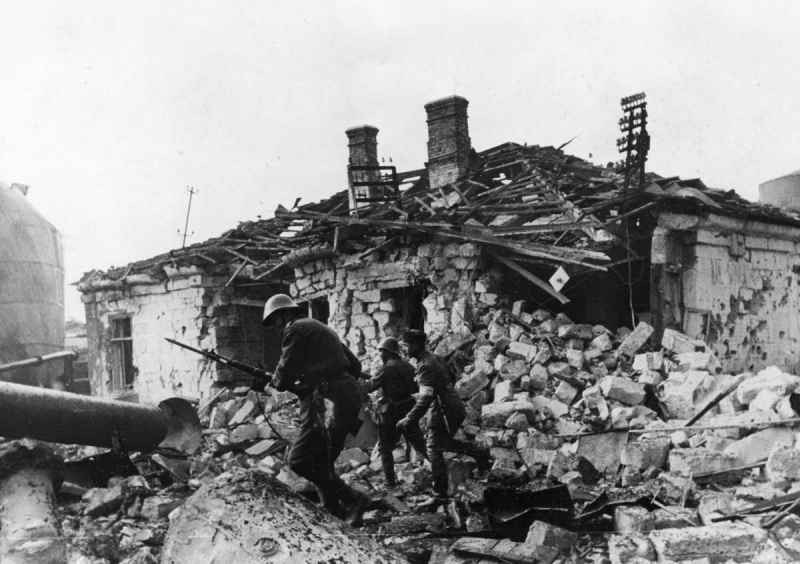 Battle of Odessa