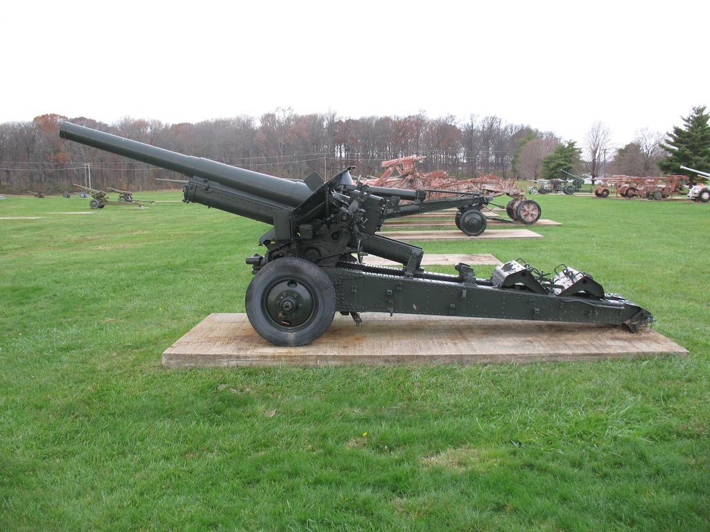M1938 Howitzer (152mm)