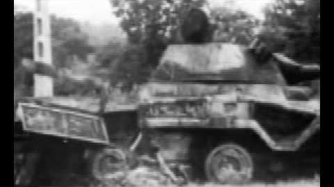 Schwerer Panzerspahwagen SdKfz 234 Puma