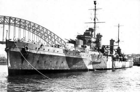 HMAS Sydney (D48)