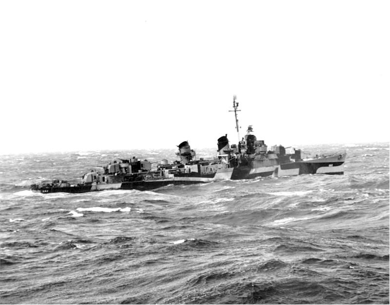 USS Bennion (DD-662)