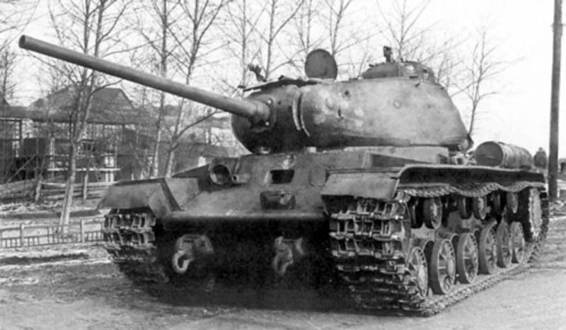 KV-85 Heavy Tank
