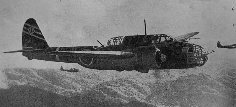 Kawasaki Ki-48 Sokei