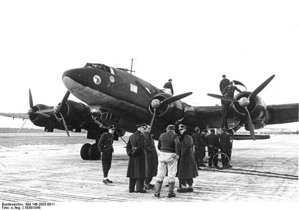 Focke-Wulf Fw 200C-3/U-4 Condor