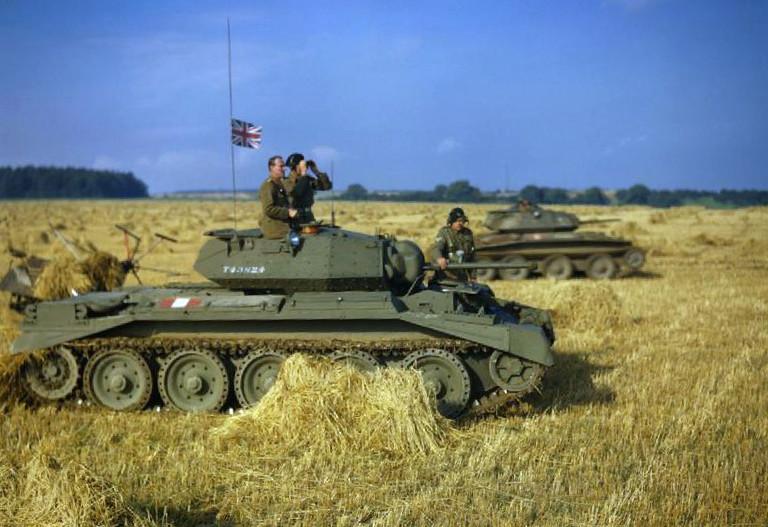 A15 Cruiser Tank Mk. VI Crusader