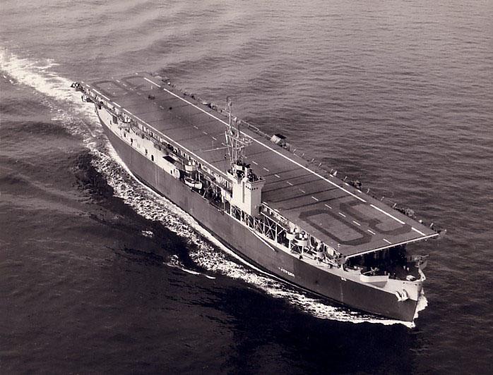 Charger-class escort carrier