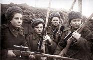 Soviet-women