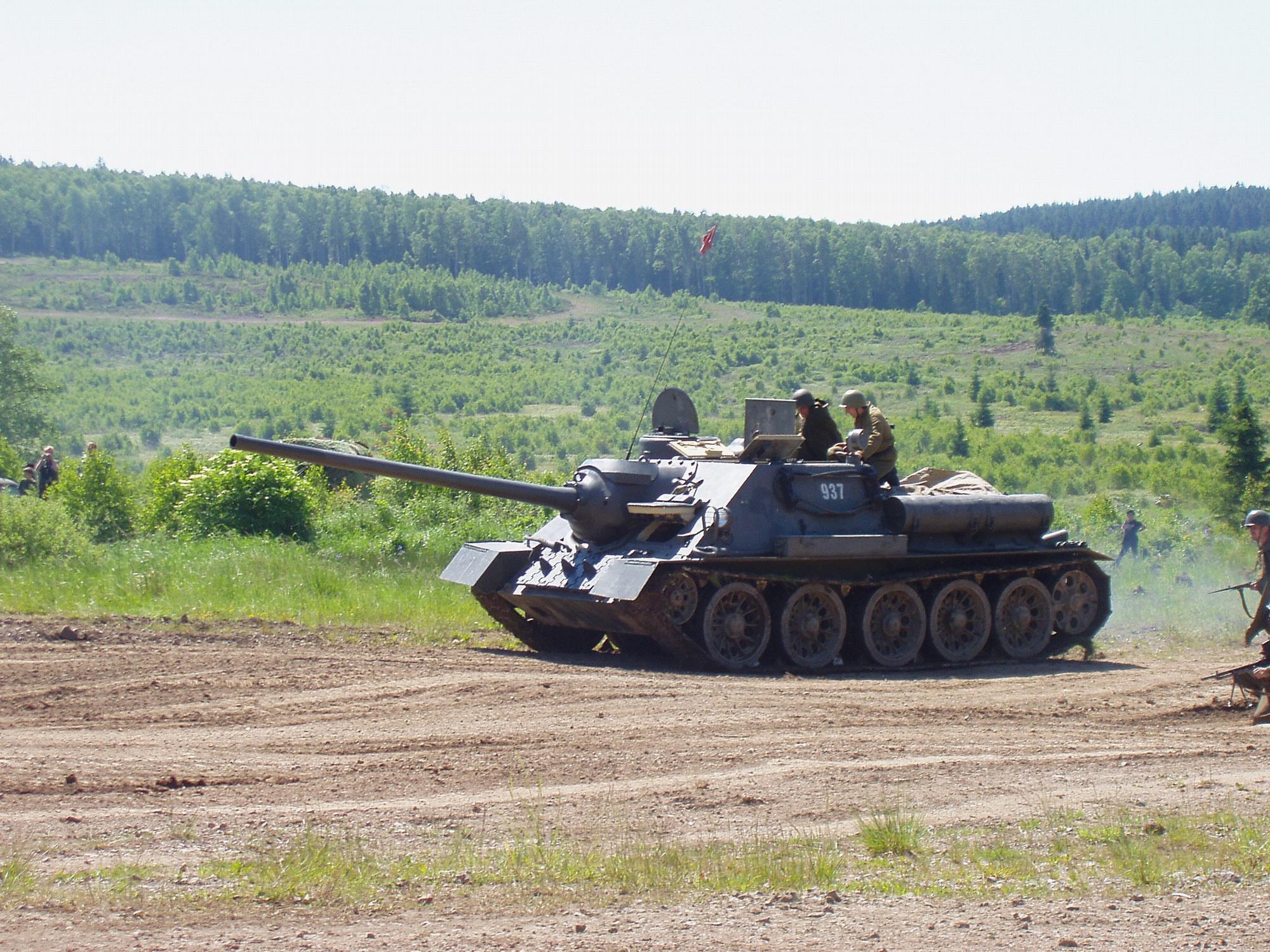 D-10 Tank Gun (100 mm)