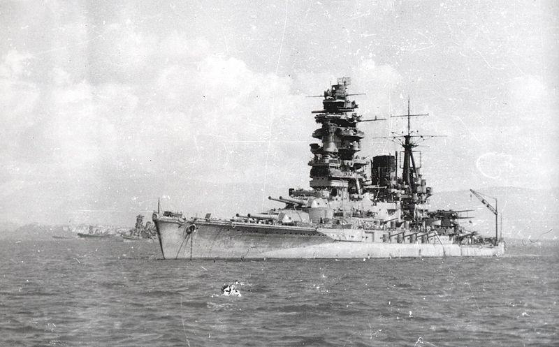 Nagato-class battleship