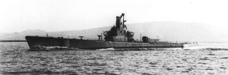 USS Mingo (SS-261)