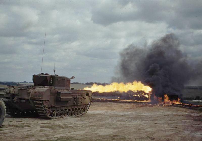 A22 Churchill Mk. VI Crocodile