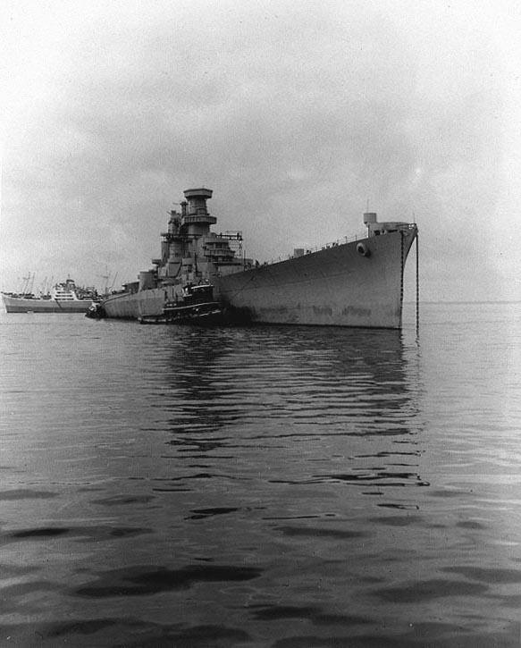 USS Hawaii (CB-3)