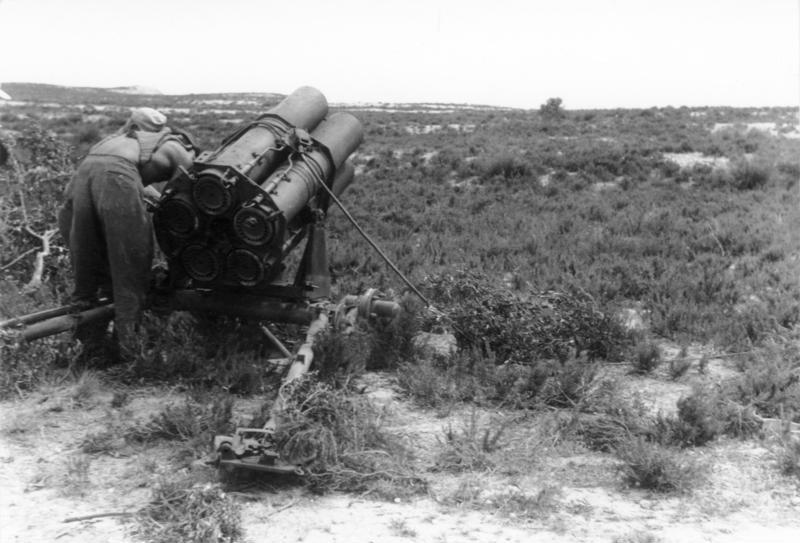 21 cm Nebelwerfer 42