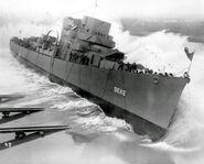 USS Carter DE