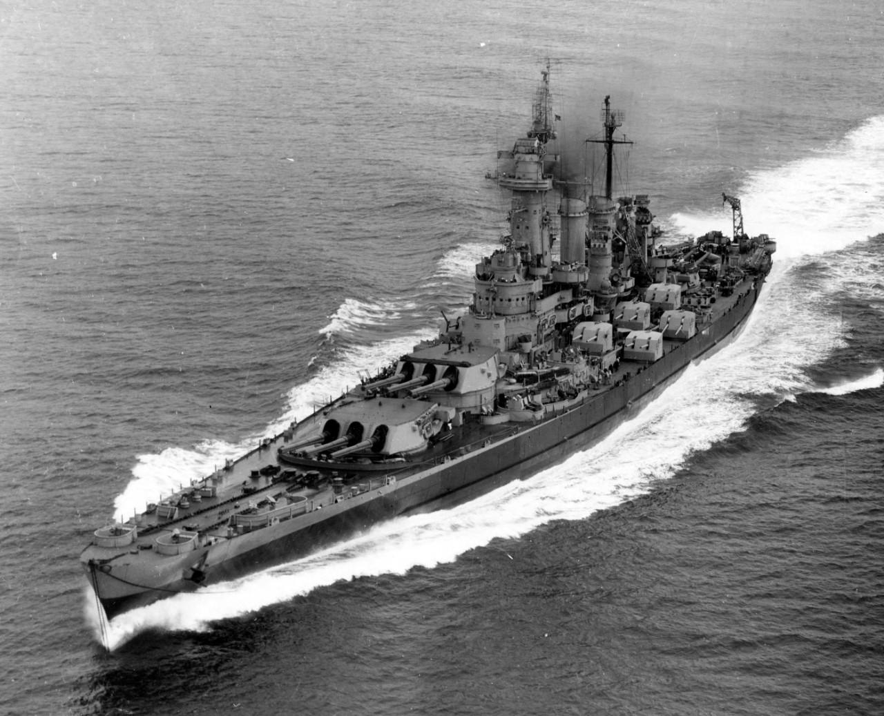 USS Washington (BB-56)
