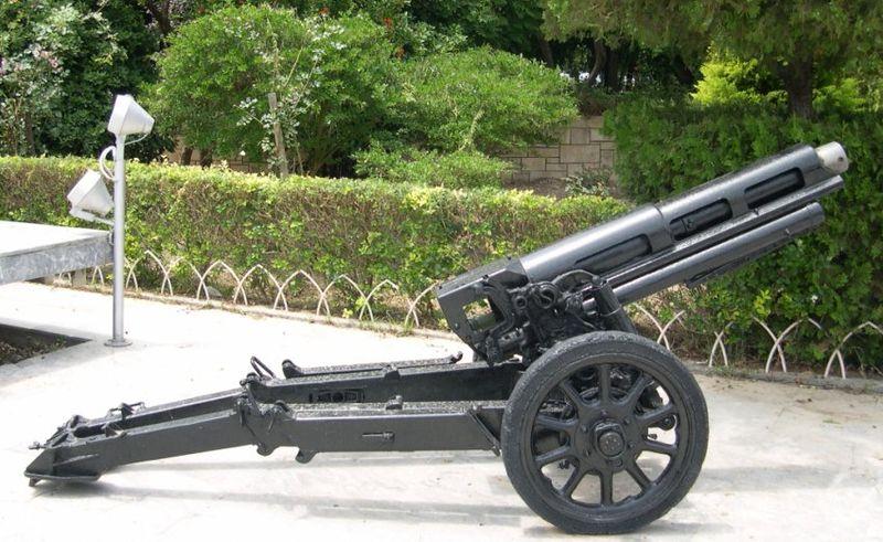 Obice M75/18 Howitzer