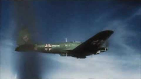 World War 2 COLOR FOOTAGE HD!! German Air Force (Luftwaffe)