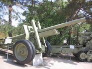 122-mm M1931-37 Gun, Museum of Heroic Defense and Liberation of Sevastopol