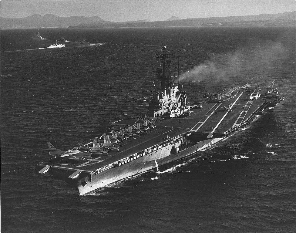 USS Coral Sea (CV-43)