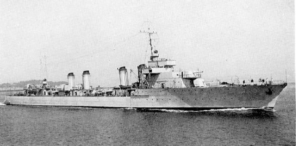Guépard-class destroyer