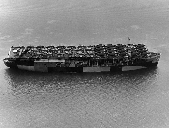 Long Island-class escort carrier