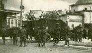 Peerless-Vickers Armored Car, Thessaloniki, c. 1940