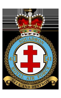 No. 41 Squadron