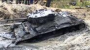 Valentine Panzer taucht auf