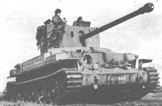 A30 Cruiser Tank Mk. IX Challenger