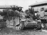 SdKfz 166 Brummbär