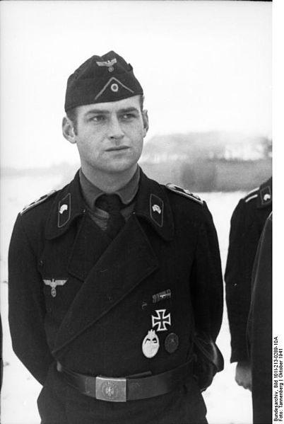 M34 Panzer Uniform