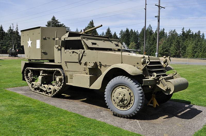 M15 Combination Gun Motor Carriage