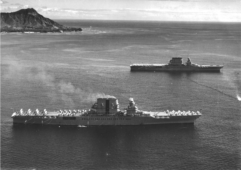 Lexington-class aircraft carrier