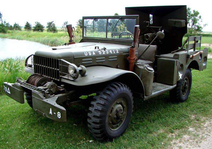 M6 Gun Motor Carriage
