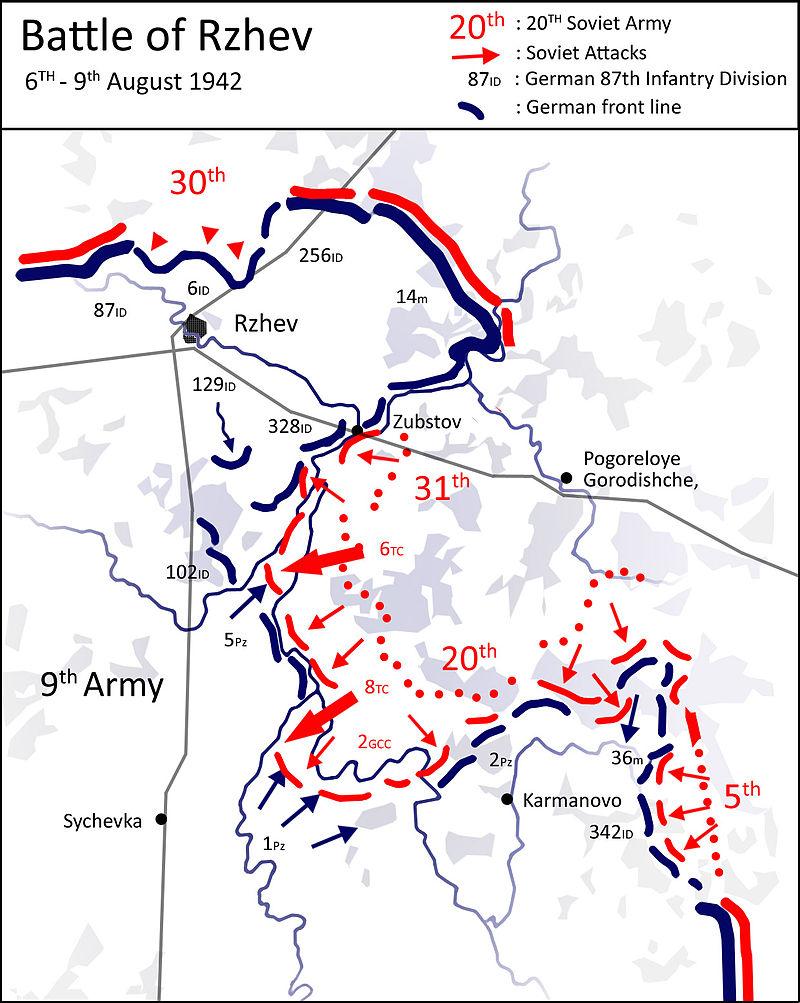 Battles of Rzhev