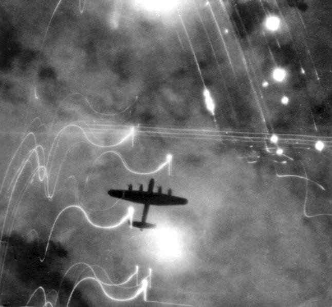 Allied Strategic Bombing in Europe
