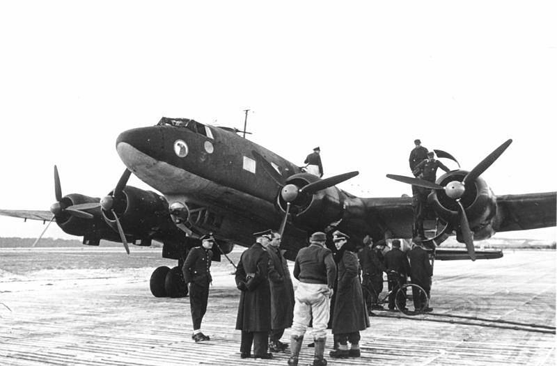 Focke Wulf Fw 200