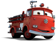 Cars 2 Red