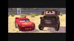 Cars Mater-National Championship - Cutscene 7
