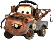 Mater II - Cars 2