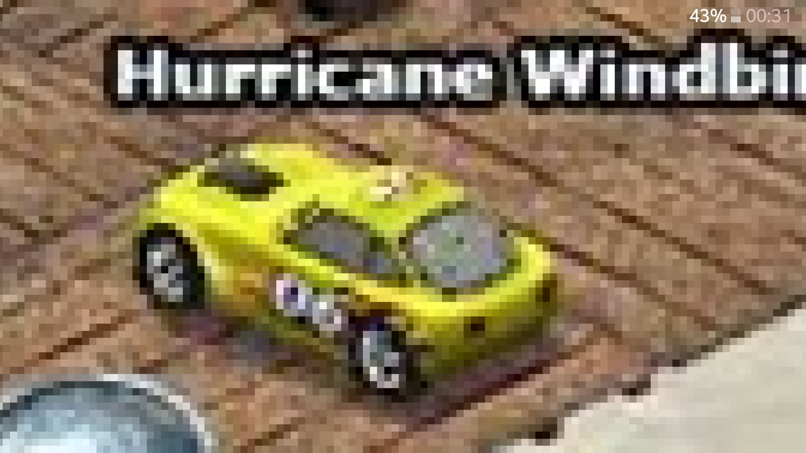 Hurricane Windbird