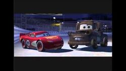 Cars Mater-National Championship - Cutscene 11