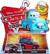 Yokoza cars toon single