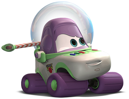 Buzz Light Car