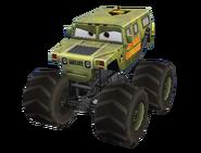 Monster TruckCaptainCollision
