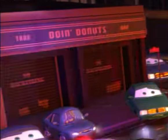 Doin' Donuts